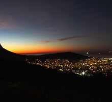 Mother City Lights by fortheloveofit