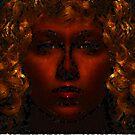 Greek Goddess 1 by Devalyn Marshall