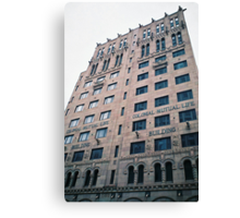 """Colonial Mutual Life"" Canvas Print"