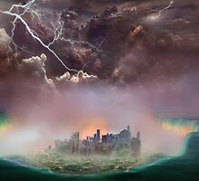 Great Flood by Igor Zenin