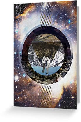 Some Things In A Circle Over A Pictures In Space by William Clark