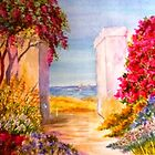 Path to the Sea by Betty Burnitt