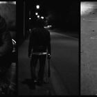 Gang Violence and  Youth Gang Violence Prevention Triptych by Ryan Rose