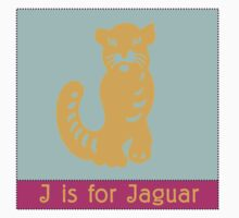 Jaguar Animal Alphabet by Zehda
