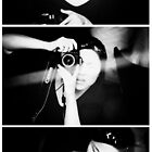 shooting wrens dome (triptych) by Umbra101