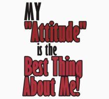 My Attitude by Melissa Park