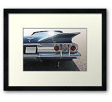 1960 Chevy Impala Framed Print