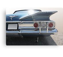 1960 Chevy Impala Metal Print