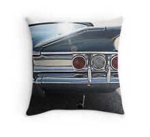 1960 Chevy Impala Throw Pillow
