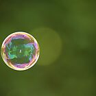 Summer Bubble by ©Maria Medeiros