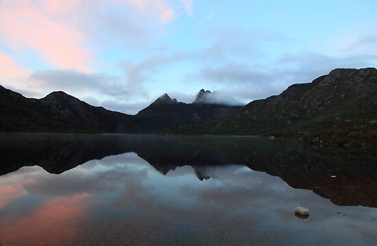Cool Cradle Mountain by tinnieopener