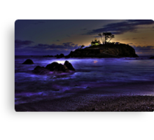 Battery Point  Canvas Print