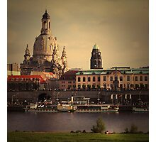 The City In Your Head - Dresden Photographic Print