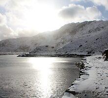 looking towards snowdon by spyddog