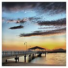 Redcliffe Jetty by MathomHouse