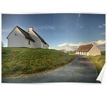 Inchiquin Cottages Poster