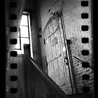 Staircase and door by Ralph Wilson