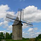 Windmill at Montagne St Emilion by 29Breizh33