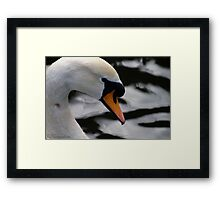 On Water Framed Print