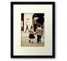 OnePhotoPerDay Series: 147 by L. Framed Print