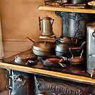 Cook - Breakfast at my Great Grandmothers by Mike  Savad