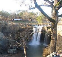 Noccalula Falls (2) by dreamNwish