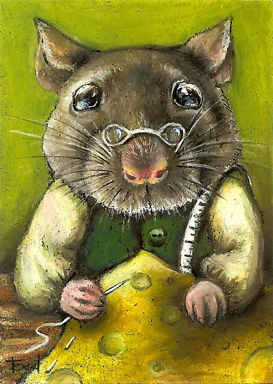 Rat the tailor by tanyabond