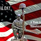 Memorial Day - A Time to Honor America&#x27;s Heroes by Paul Gitto