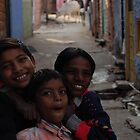 The Kids of Jodhpur by lgusem