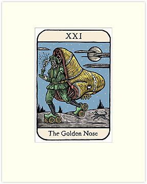 The Golden Nose by Ellis Nadler