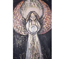 Healing ANGEL Photographic Print
