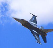 F-16 by Kwon Ekstrom