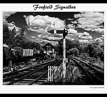 Foxfield Signalbox For Ronan by David J Knight