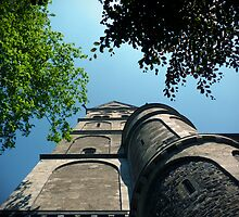 A church sky by gerre5