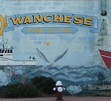 Wanchese Fish Co. Inc. by Lesley Rosenberg