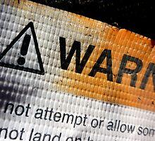 Warning! by Mat Robinson