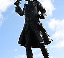 James Wolfe Hero Of Quebec by Dave Godden