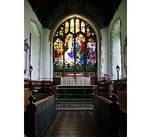 St Andrews Church, Wickhambreaux. Photographic Print