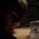 Curiosity - Sam and the beetle by emilygoodwin