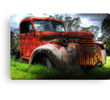 Maple for Sale Canvas Print