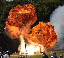 It goes BOOM! by Paul Revans