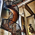 The Spiral Staircase by KOKOPEDAL