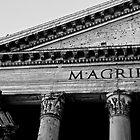 The Pantheon, Rome by James Torrington