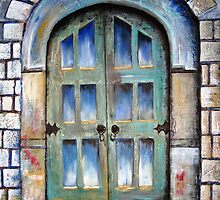 The door by Elizabeth Kendall
