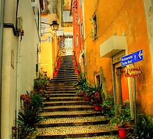 Sintra alley by terezadelpilar~ art & architecture
