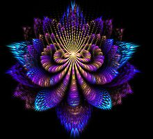 Apo 3D Botanical by wolfepaw