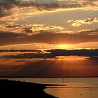 Whitstable Sunset by Touchstone21
