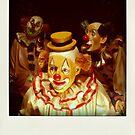 Le complot des clowns (2) by Pascale Baud