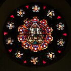 Rose Window by fotoWerner