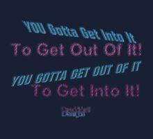 Gotta Get Outta It! by DreddArt